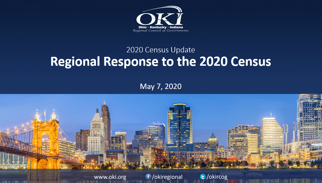 Regional Response to the 2020 Census
